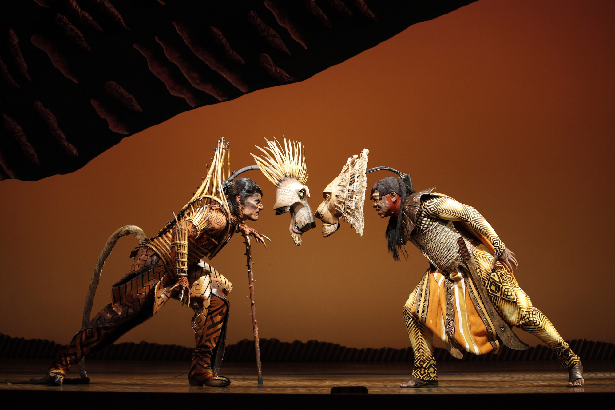 Theatre Review The Lion King Is A Magnificently